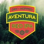 Aventura Beer-Type Logo Design