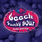 Beech Sour Ale Beer-Type Logo Design