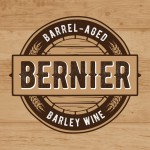 Bernier Beer-Type Logo Design