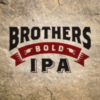 Brothers Bold IPA Beer-Type Logo Design