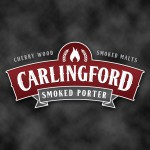 Carlingford Porter Beer-Type Logo Design