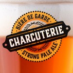 Charcuterie Beer-Type Logo Design