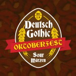 Deutsch Gothic Beer-Type Logo Design