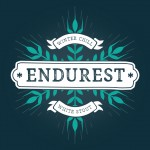 Endurest Beer-Type Logo Design