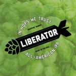 Liberator IPA Beer-Type Logo Design