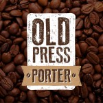 Old Press Porter Beer-Type Logo Design
