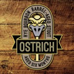 Ostrich Beer-Type Logo Design