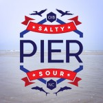 Pier Beer-Type Logo Design