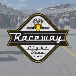 Raceway Beer-Type Logo Design