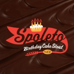 Spoleto Beer-Type Logo Design