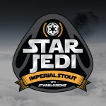 Star Jedi Beer-Type Logo Design
