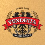 Vendetta Beer-Type Logo Design