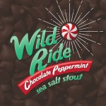 Wild Ride Beer-Type Logo Design