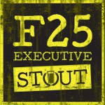 F25 Executive Beer-Type Logo Design