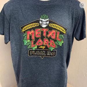 Metal Lord Craft Beer Logo Design